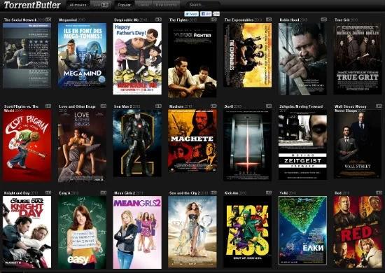 butler2 - TOP 6 Meilleurs Sites De Téléchargement Films Torrent Français 2018