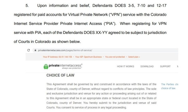 pia colorado lawsuit