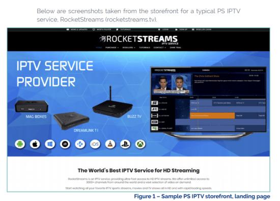 RocketStreams