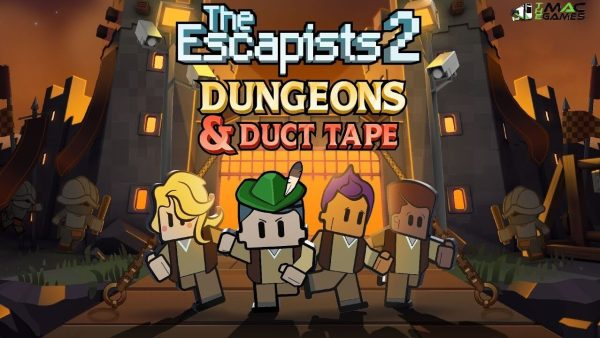 The Escapists 2 Dungeons and Duct Tape free download