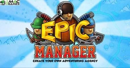 Epic Manager mac game download free