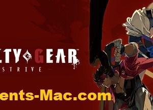 GUILTY GEAR -STRIVE- Mac Game Torrent