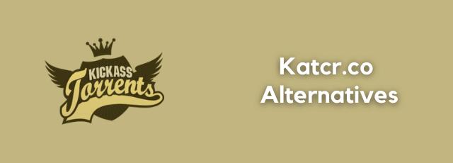 Katcr.co Alternatives