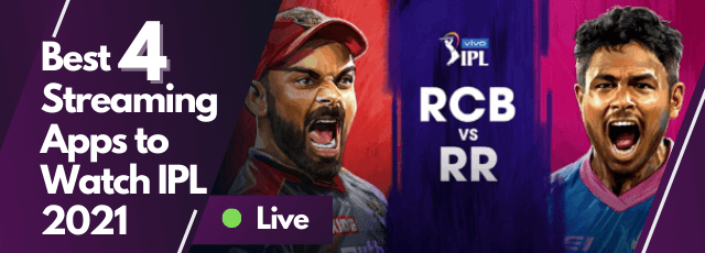 Best Streaming Apps to Watch IPL img1