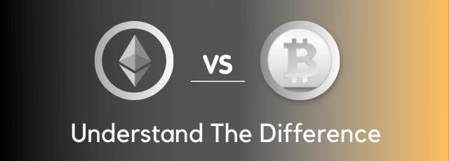 Ethereum Vs. Bitcoin