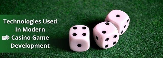 Modern Casino Game Development