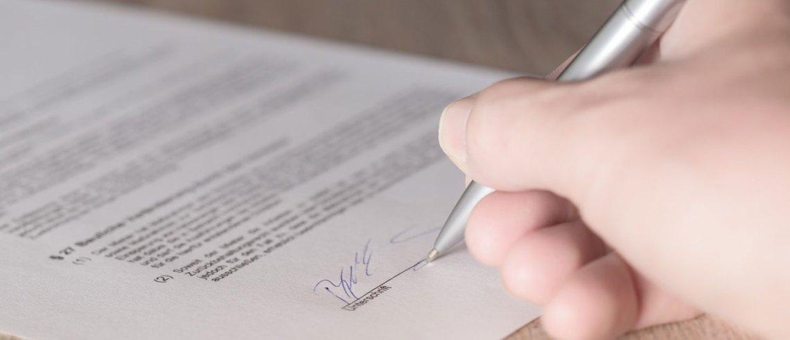Documentación necesaria para iniciar un divorcio