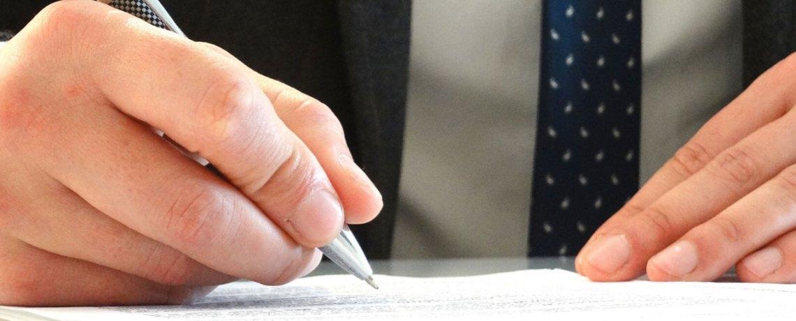 Documentación necesaria para iniciar una sucesión