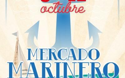 MERCADO MARINERO EN EL PASEO VISTA ALEGRE DEL 8 AL 12 DE OCTUBRE