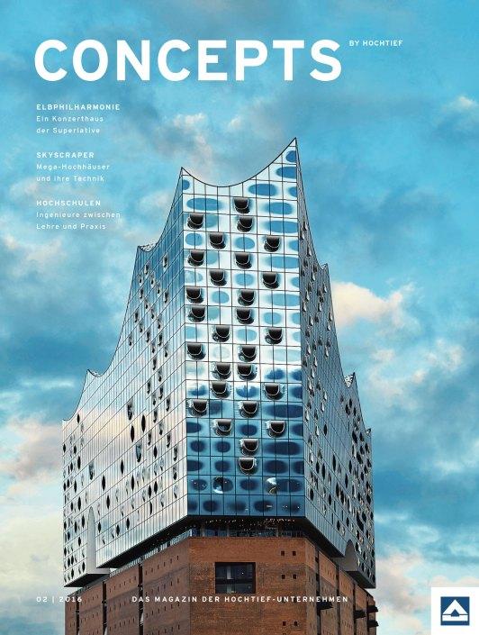 Cover Elbphilharmonie