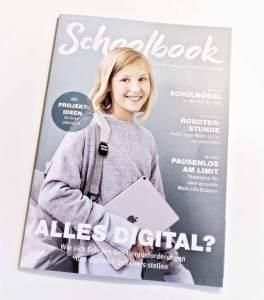 Schoolbook Magazin für Lehrer