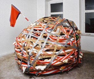 Huginn Arason, Skulptur