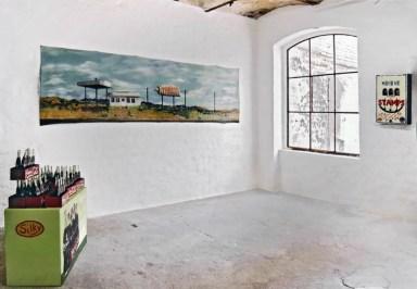 Silke Thoss, Ausstellungsansicht