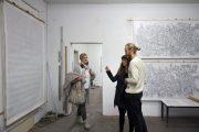 Atelier Ingo Fröhlich, mit Zohar Fraiman
