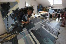 James Bullough, Atelier