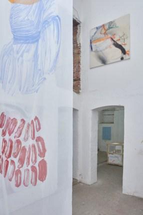 AROMA MUSA © Ausstellungsansicht: Carolin Bernhofer, 2018 / Christina Huber, 2018
