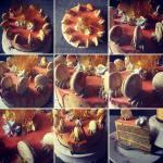 Hogyan készítsünk csorgatott tortát?