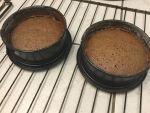 Csokoládés mini piskóta recept