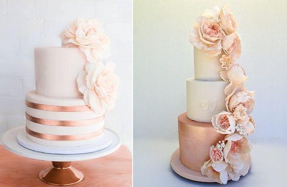 rózsás esküvői torta 5 rózsa arany színű torta amit látnod kell! – Tortaiskola rózsás esküvői torta