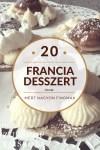 20 híres francia desszert recept
