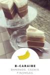 B-Carabie, mennyei finomság, banánnal, csokoládéval...