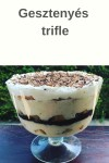 Gesztenyés trifle