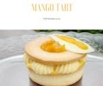 Mangó tart