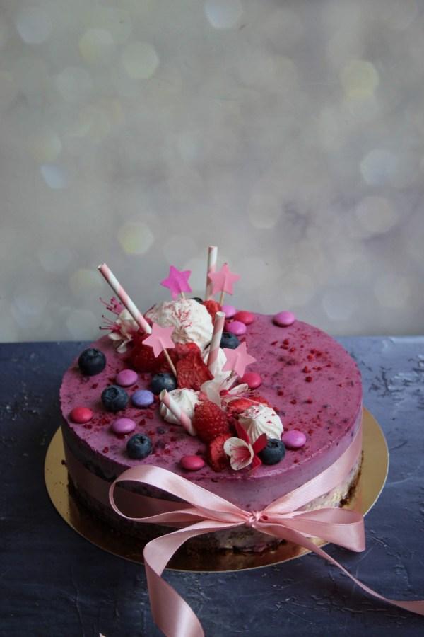 Torta Művek tejmentes gyümölcs