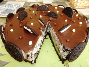 Tortas decoradas con galletas oreo (1)