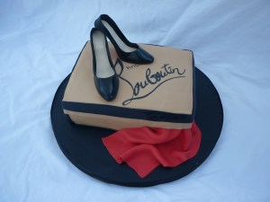 Tortas decoradas con zapatos (6)