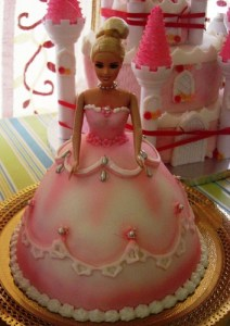 Tortas decoradas de Barbie (13)