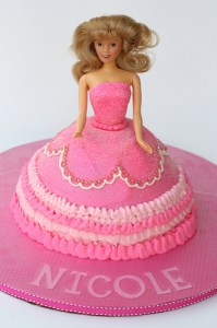Tortas decoradas de Barbie (7)