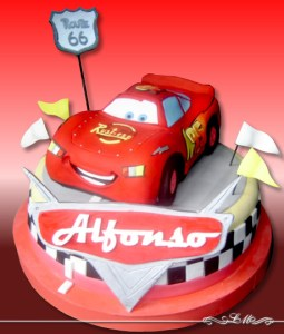 tortas decoradas de cars (5)