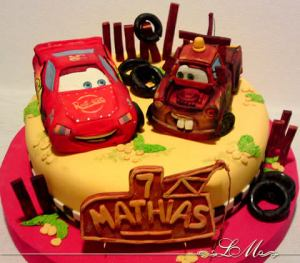 tortas decoradas de cars (8)
