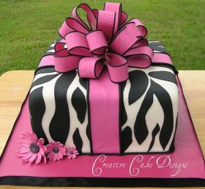Tortas decoradas con animal print (11)