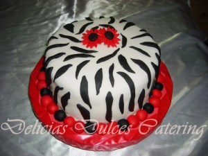 Tortas decoradas con animal print (4)