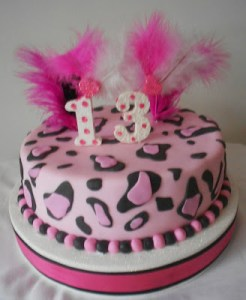 Tortas decoradas con animal print (5)
