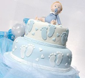 15 tortas decoradas para baby shower (13)
