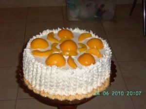Tortas decoradas con galletitas (6)
