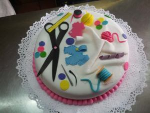 10 Femeninas tortas decoradas con zapatos (3)