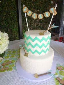 10 tortas decoradas para baby shower (7)
