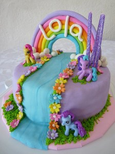 10 tortas decoradas my little pony (5)
