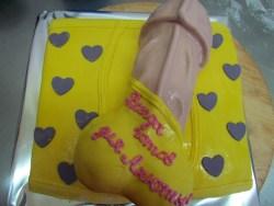 #в200 (5) торт на девичник член в трусах