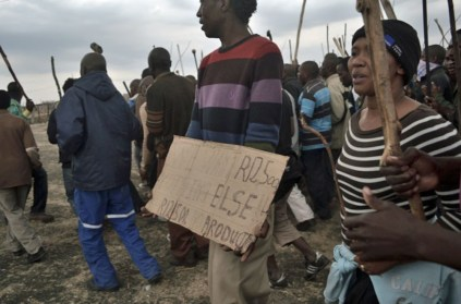 Miners have remained steadfast on their original demands of a more than double salary increase.