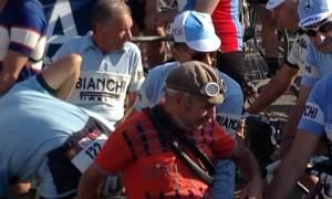 La Mitica 2015. Partenza e arrivo a Castellania, ristoro a Tortona