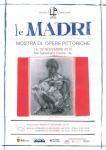 Piero Leddi. La mostra alla fiera del tartufo di San Sebastiano Curone