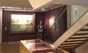 La Pinacoteca il Divisionismo di Tortona