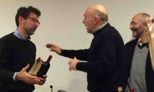 Paolo Aresi a Castellania (Al) ospite de La Mitica
