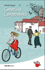 Caterina controvento agli incontri cicloletterari de La Mitica