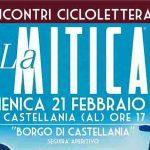 Incontri cicloletterari de La Mitica 2016